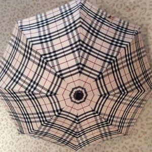 Burberry Accessories - Burberry Umbrella